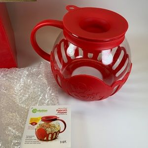 Ecolution micro pop Popcorn Popper lowest I can go